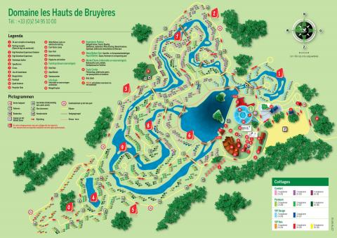 Center Parcs Les Hauts de Bruyères