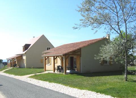 4-Personen Ferienhaus Carignan