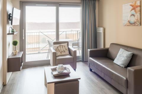 4-Personen Ferienwohnung Terrace