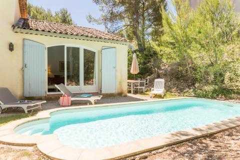8-Personen Ferienhaus Swimming Pool Standard POKV5
