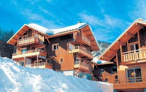 Residence and Chalets Puy St Vincent
