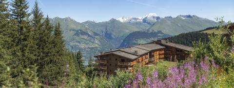 Pierre & Vacances Premium Résidence Les Alpages de Chantel