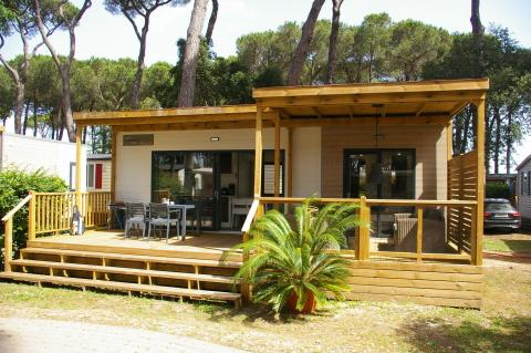 Union Lido Mobilheim Last Minute : Gustocamp camping union lido in cavallino treporti die besten