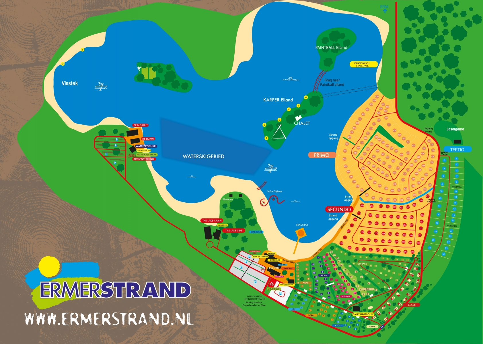 Recreatiepark Ermerstrand