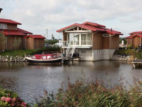 6-Personen Ferienhaus Zilvermeeuw comfort
