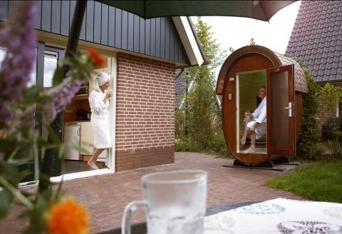 8-Personen Ferienhaus Duo