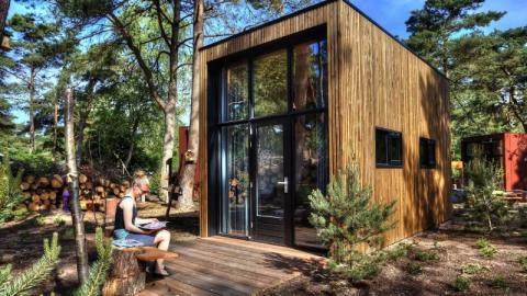 2-Personen Ferienhaus Tiny House