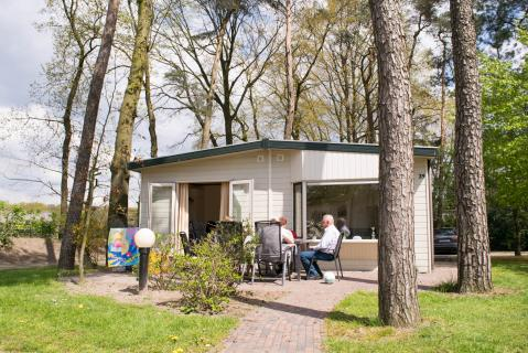 4-Personen Ferienhaus Bungalowchalet +
