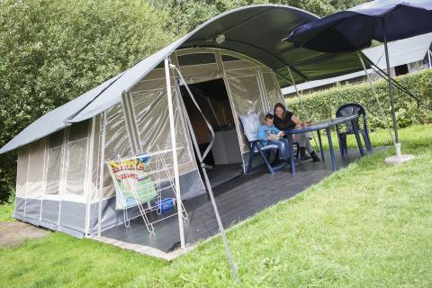 4-Personen Möbliertes Zelt Lodgetent