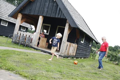6-Personen Mobilheim/Chalet Trekkershut