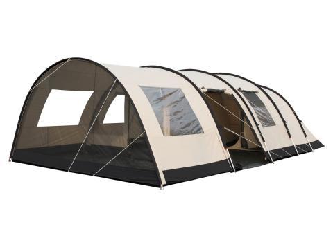 4-Personen Möbliertes Zelt Wiescamp