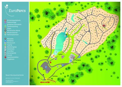 EuroParcs Resort Brunssumerheide