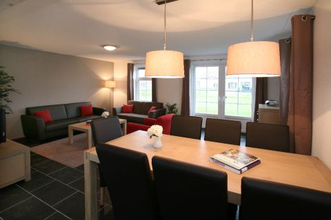 7-Personen Ferienhaus Comfort Child Friendly
