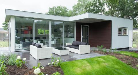 4-Personen Mobilheim/Chalet Pavilion