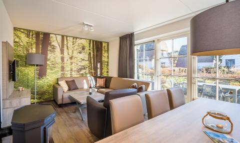 6-Personen Ferienhaus KD Comfort