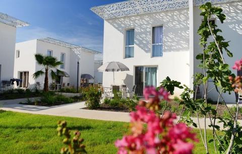 6-Personen Ferienhaus Villa / Maisonnette