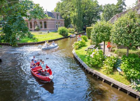 Giethoorn Karte.Ferienpark Giethoorn In Giethoorn Die Besten Angebote