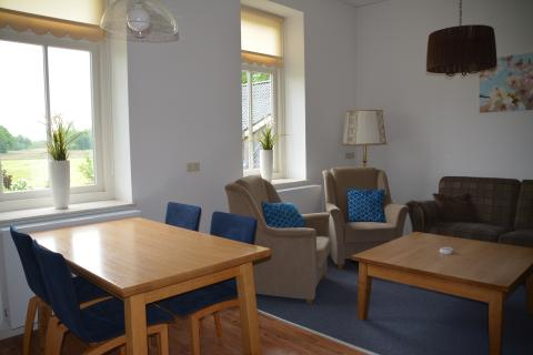 4-Personen Ferienwohnung Boerderij appartement