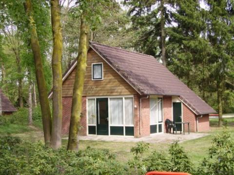 4-Personen Ferienhaus Basic Houtduif