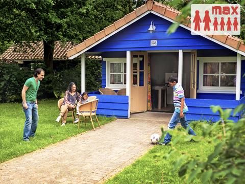 6-Personen Mobilheim/Chalet ANWB Super Deal (max. 2 volw) Hacienda