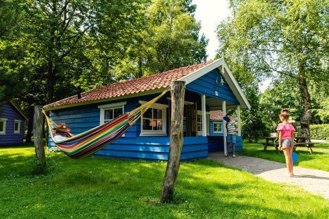 6-Personen Mobilheim/Chalet (max. 2 adults) Hacienda