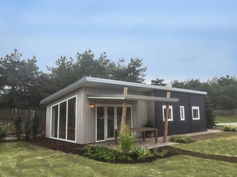 6-Personen Mobilheim/Chalet Racoon Lodge