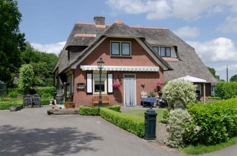 6-Personen Ferienhaus Nostalgische vakantieboerderij