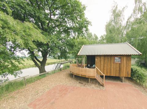 4-Personen Ferienhaus (max. 2 adults) Regge Cottage