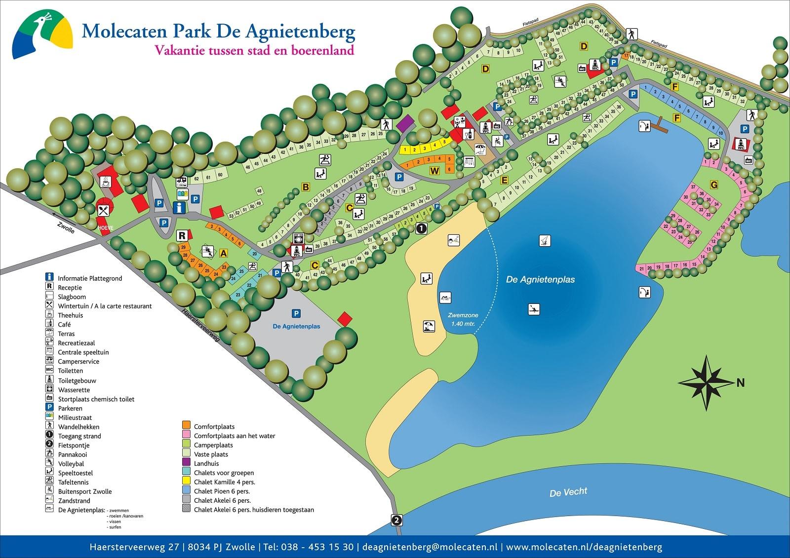Molecaten Park De Agnietenberg