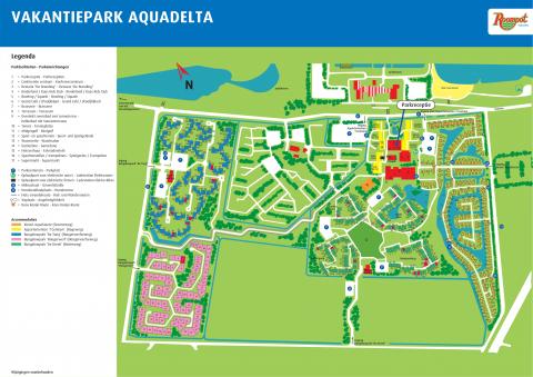 Roompot VakantiePark Aquadelta