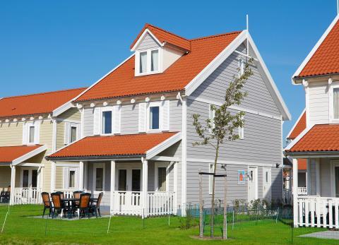 7-Personen Ferienhaus Kindervilla