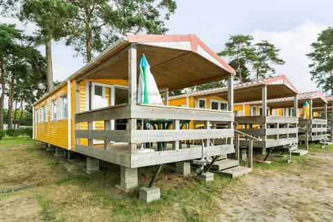 4-Personen Mobilheim/Chalet Beach Cottage