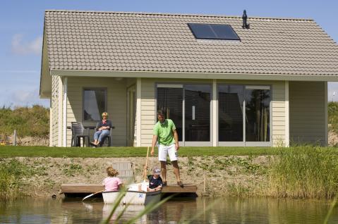 8-Personen Ferienhaus Aalschover