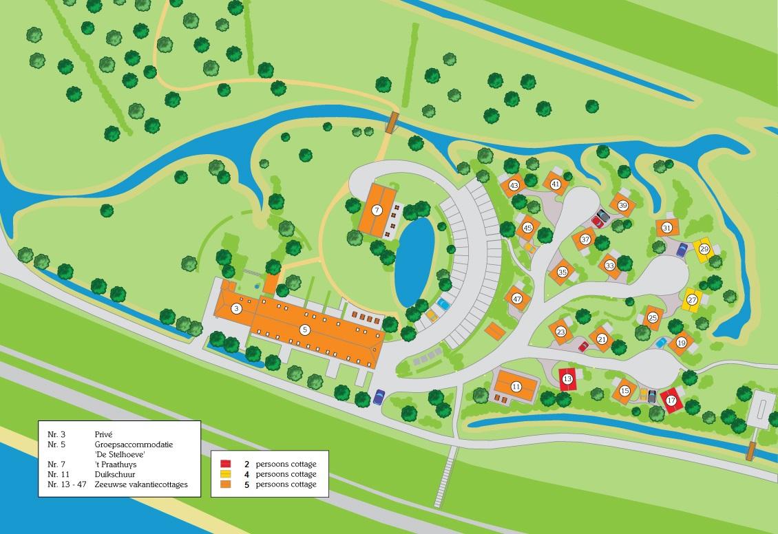 Oosterscheldepark De Stelhoeve
