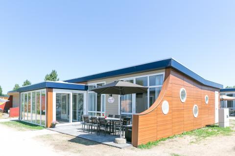 8-Personen Ferienhaus Luxe
