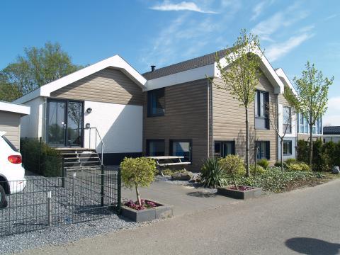 16-Personen Gruppenunterkunft De Biesbosch 16