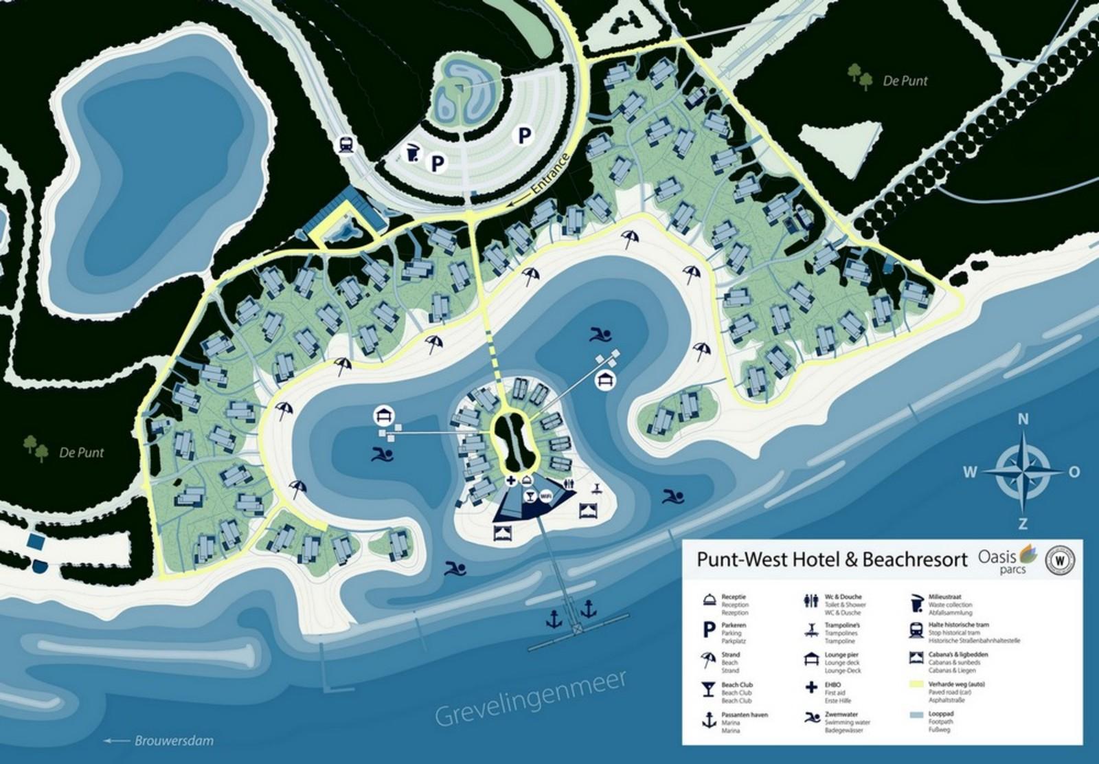 Oasis Parcs Punt-West