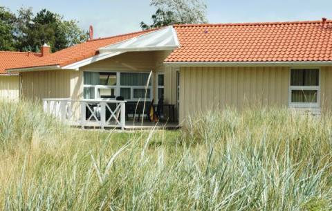 10-Personen Ferienhaus Dünenpark Wellness P